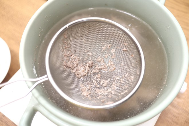腔骨干贝萝卜汤的家常做法