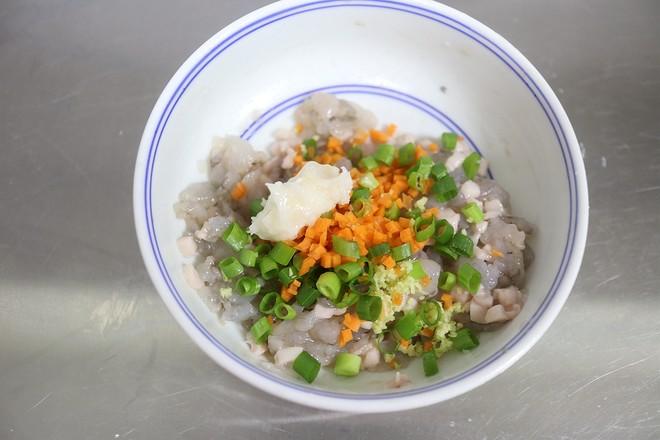 水晶虾饺怎么吃