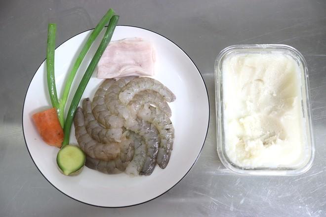 水晶虾饺的做法图解