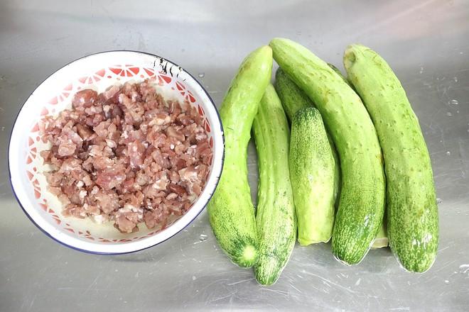 猪肉黄瓜饺子的做法图解