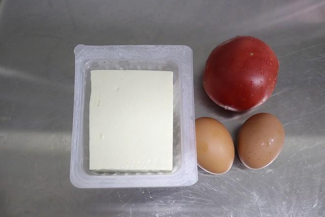 素烧鸡蛋番茄豆腐的做法大全
