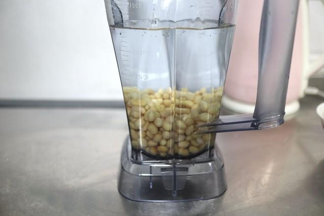咸卤豆腐脑&黑糖豆浆布丁的简单做法