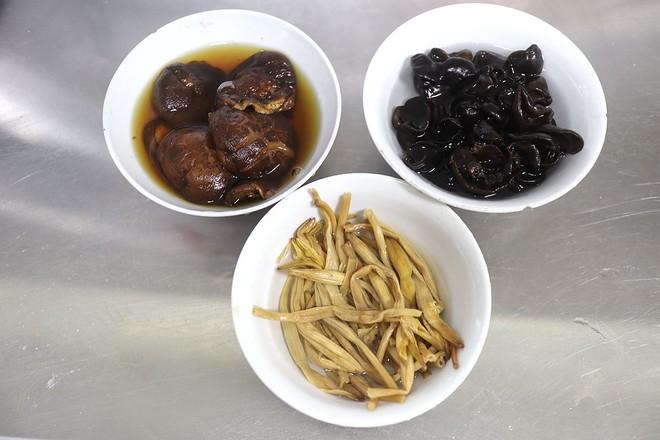 咸卤豆腐脑&黑糖豆浆布丁的制作方法
