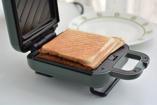 早餐甜咸三明治不重样怎么吃