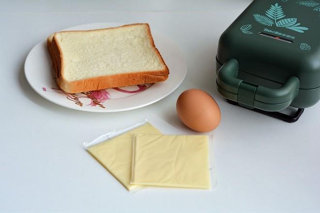 早餐甜咸三明治不重样怎么炒