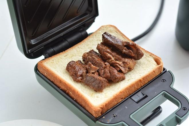 早餐甜咸三明治不重样怎样炒