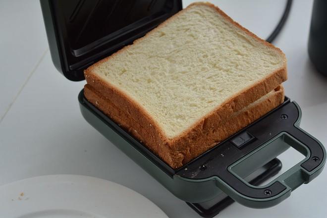 早餐甜咸三明治不重样怎样煮