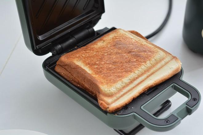 早餐甜咸三明治不重样怎样炖