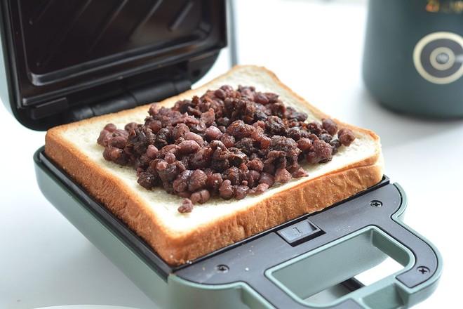 早餐甜咸三明治不重样的制作方法