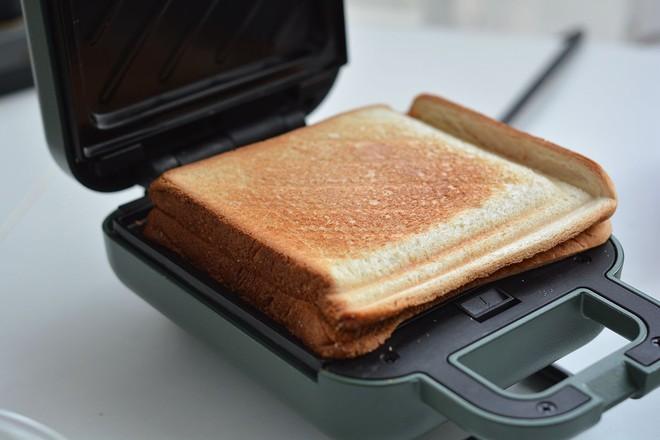 早餐甜咸三明治不重样的做法大全