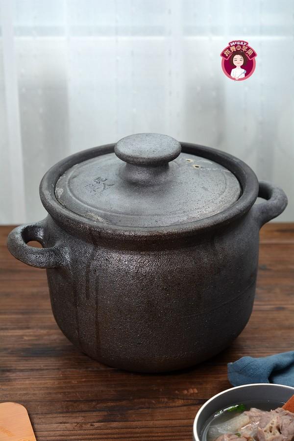 泥人柴原生态手工土砂锅  牛尾竹荪汤怎样炒