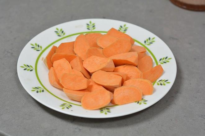 红枣桂圆红薯粥怎么炖