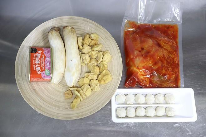 辣白菜火锅的做法大全