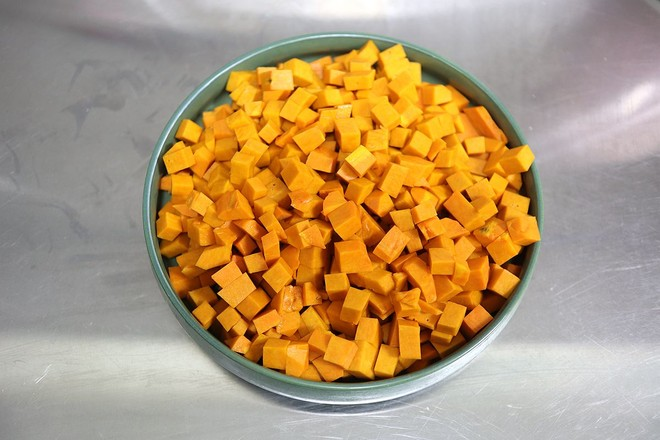红豆南瓜玉米发糕的简单做法
