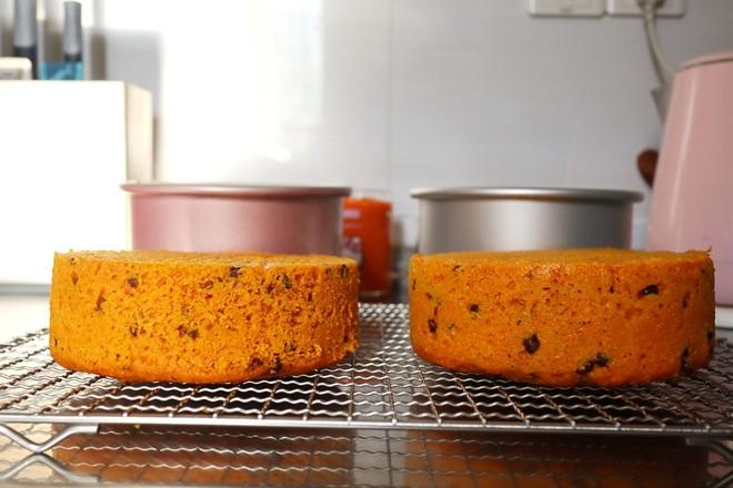 红豆南瓜玉米发糕的制作方法