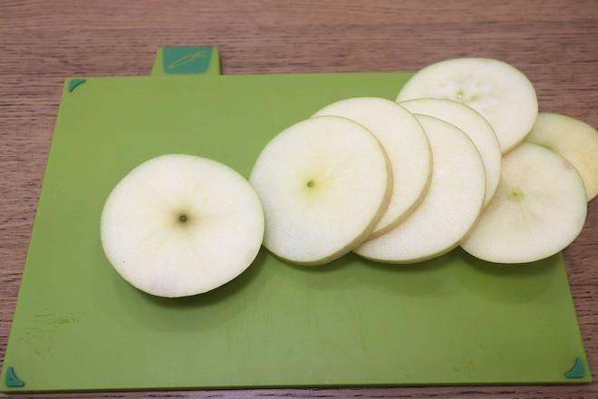 焦糖苹果反转蛋糕的做法图解
