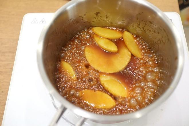 焦糖苹果反转蛋糕怎么做