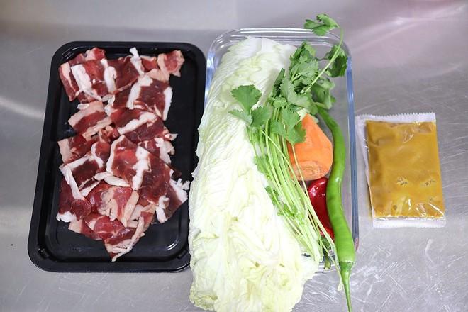 金汤肥牛白菜的做法大全