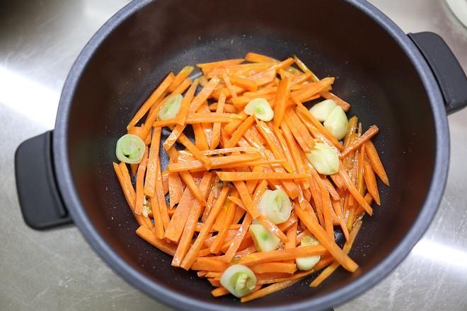 金汤肥牛白菜的简单做法