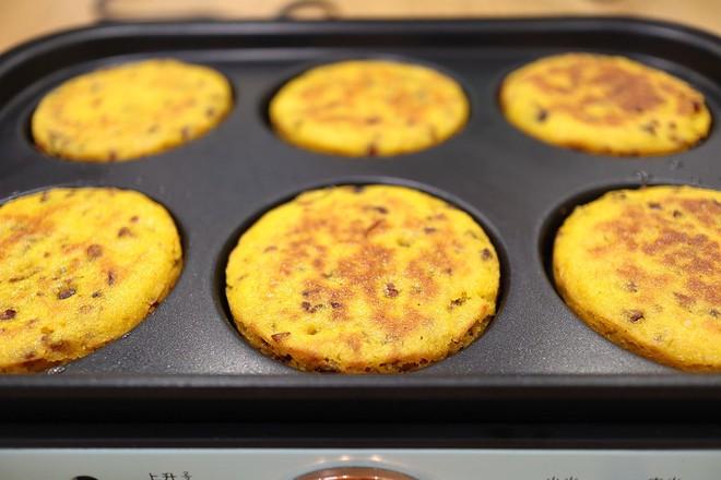 南瓜玉米蔓越莓煎糕怎样煮