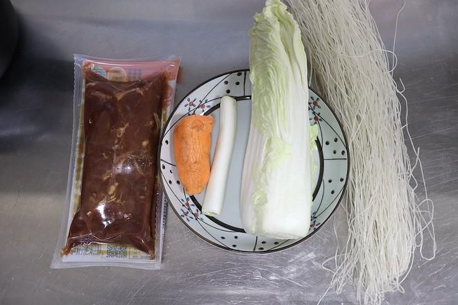 牛肉白菜粉条香锅的做法大全