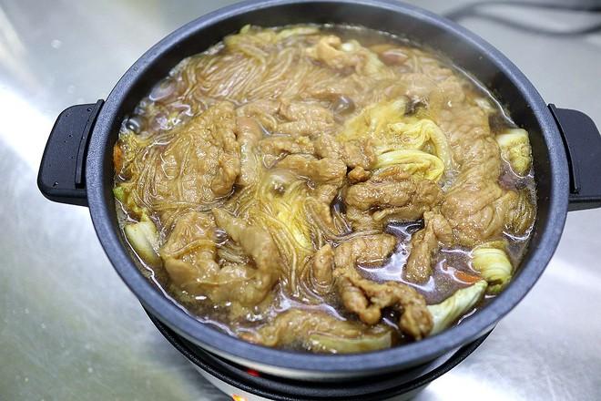 牛肉白菜粉条香锅怎样做