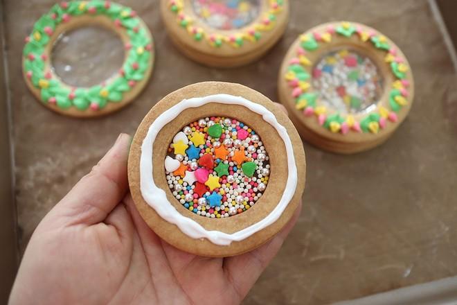 圣诞摇摇乐饼干的做法大全