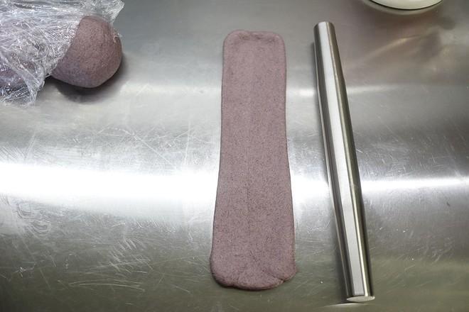 黑米奶酪皇冠吐司怎么煮