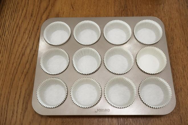 无油酸奶杯子蛋糕的做法图解