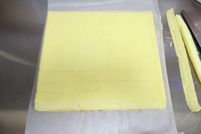肉松黄芥末酱蛋糕卷的做法大全