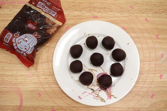桃花酥和菊花酥的简单做法