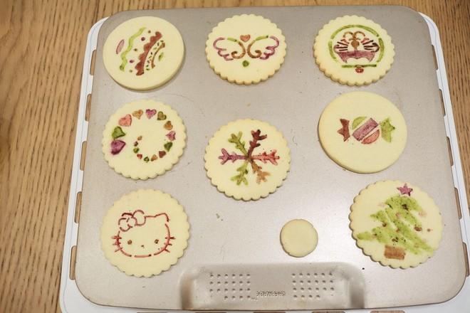印花饼干怎样煮