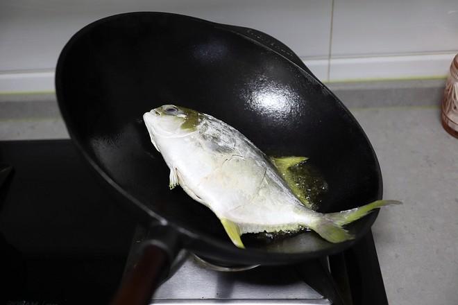 红烧金鲳鱼怎么做