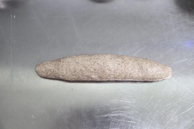 黑全麦热狗面包坯怎么炒