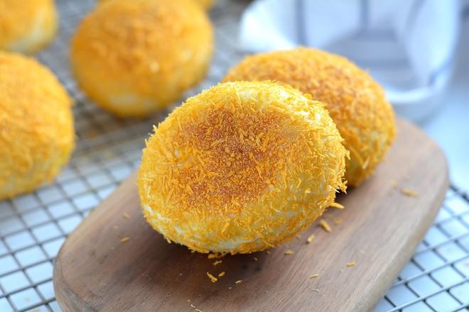 咖喱牛肉金黄包&咖喱牛肉夹心面包的做法大全