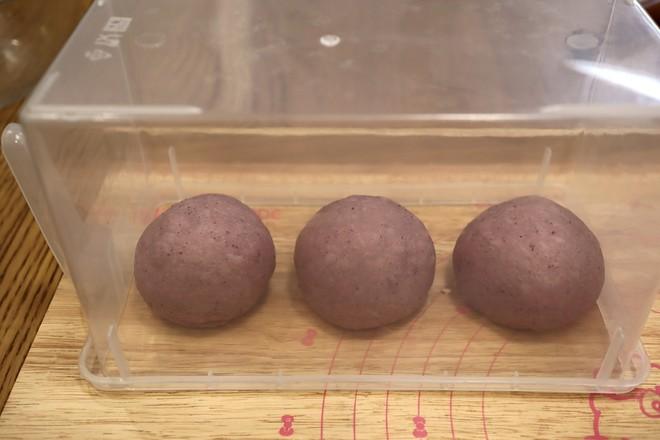 低糖紫薯吐司怎么煮