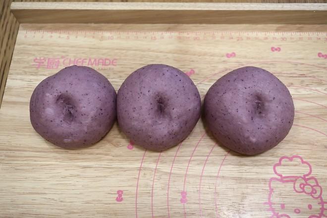 低糖紫薯吐司怎么炖