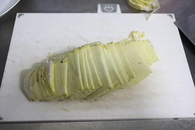 鸡蛋韭菜炒春笋的做法图解