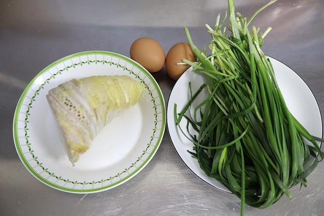 鸡蛋韭菜炒春笋的做法大全