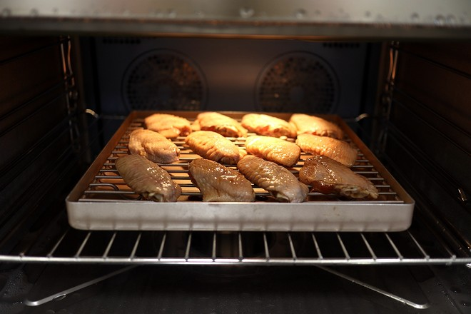 蜜汁烤翅怎么煮