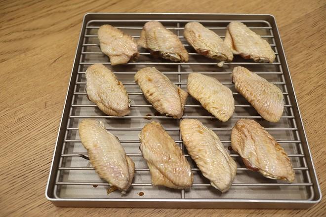 经典的蜜汁烤翅的简单做法