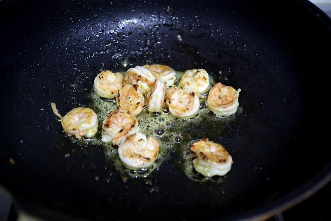 芦笋虾球怎么炒
