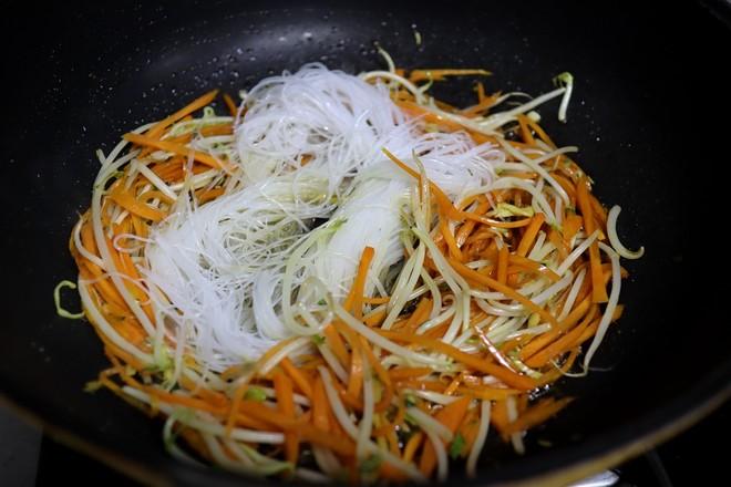 炒合菜怎么吃