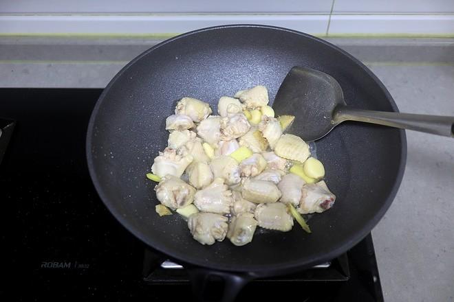 红烧鸡翅土豆的步骤