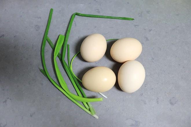葱香厚蛋烧的步骤