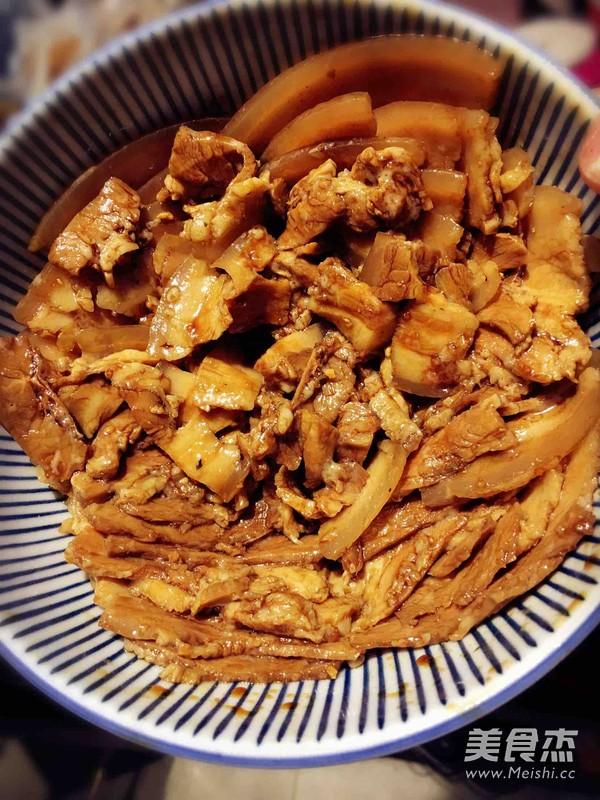 梅菜扣肉的家常做法