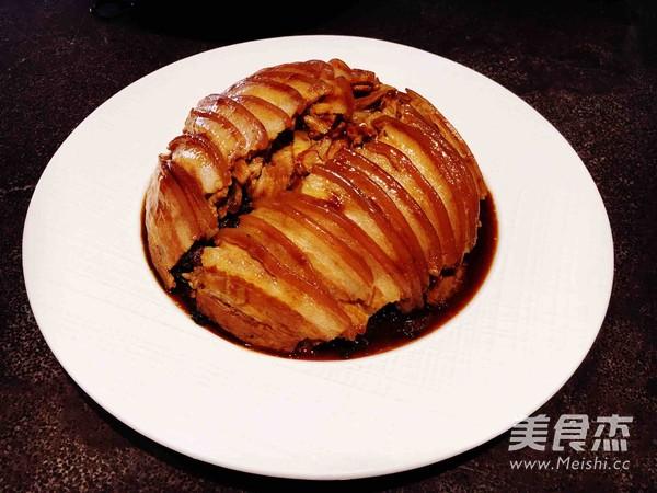 梅菜扣肉怎么煮