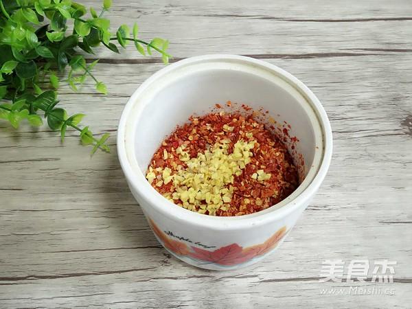 川味辣椒油的家常做法
