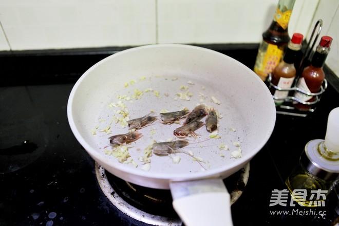 低脂缤纷豆腐虾(我的减肥食谱)的家常做法