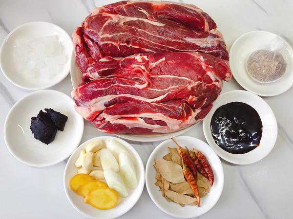 高压锅版酱牛肉的做法大全